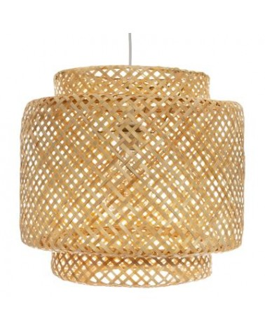 Suspension bambou liby